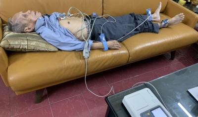 Đo điện tâm đồ (ECG) tại nhà Hà Nội và các tỉnh lân cận.